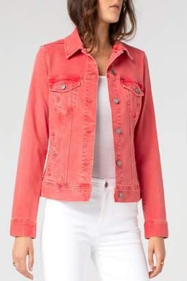 Liverpool Jean Company Coral Jean Jacket