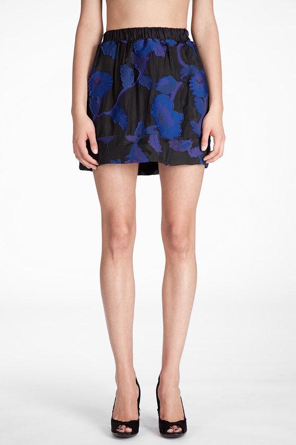 Alexandre herchcovitch Jacquard Skirt