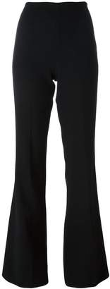 Theory classic flared trousers