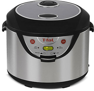 T-Fal RK202EUS Rice Cooker, 3 in 1 Balanced Living
