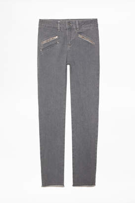 Zadig & Voltaire Ava Color Jeans