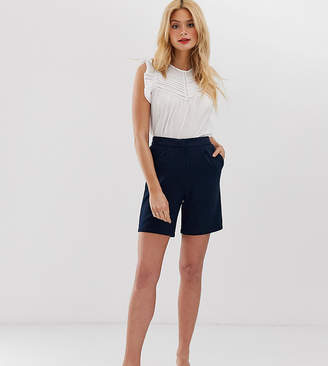 Y.A.S Tall soft tailored shorts