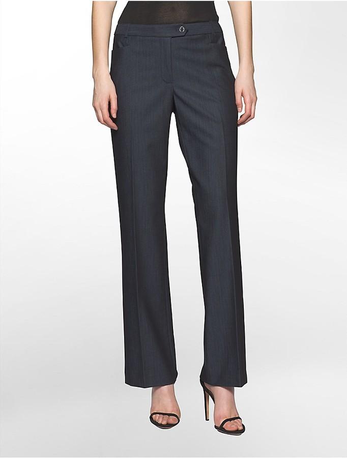 Calvin KleinStraight Fit Modern Denim Pants