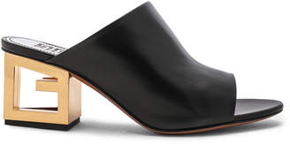 Givenchy Triangle Heel Mule
