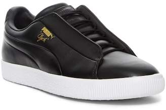 Puma Clyde Fashion Leather Sneaker