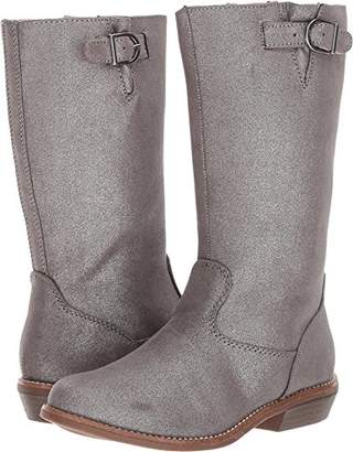 Hanna Andersson Girls' Karinne Glitter Riding Fashion Boot