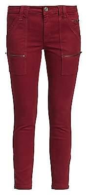 Joie Women's Park Zippered Skinny Pants