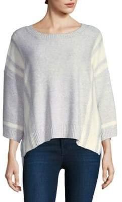 Splendid Stripe Knit Pullover