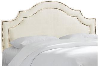 One Kings Lane Bedford Headboard - Antiqued White
