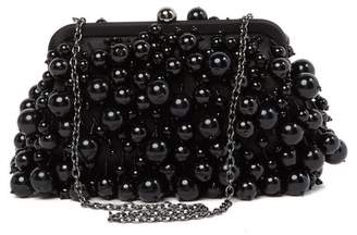 Sondra Roberts Beaded Clutch