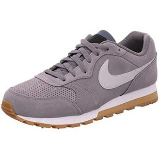 Nike Men's Md Runner 2 Suede Running Shoes