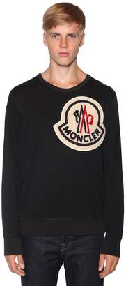 Moncler 1952 Big Logo Patch Sweatshirt