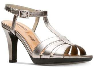 Clarks Women's Adriel Tevis Dress Sandals