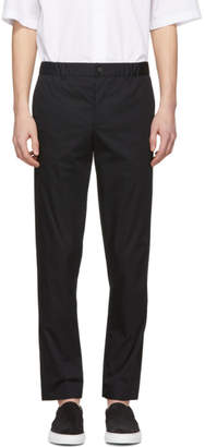 Stephan Schneider Black Edge Trousers