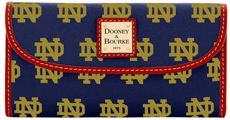 Dooney & Bourke Notre Dame Fighting Irish Clutch