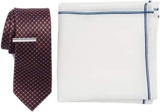 The Tie Bar Flower Network 3-Piece Skinny Tie Style Box