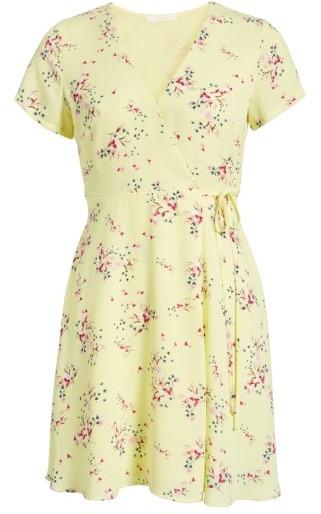 Women's Lush Olivia Wrap Dress 5