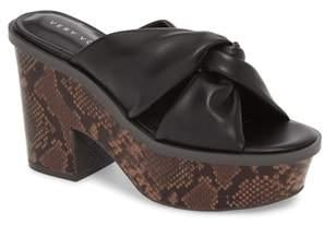 Very Volatile Ainsley Platform Sandal