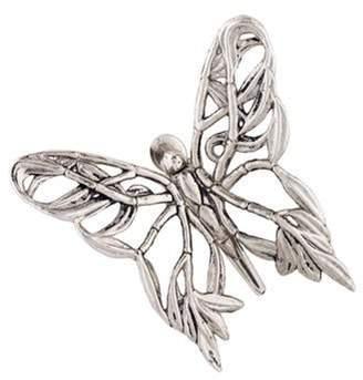 John Hardy Butterfly Dress Clip Silver Butterfly Dress Clip