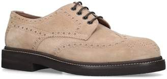 Brunello Cucinelli Imperial Derby Shoes