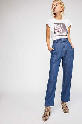Closed Milla Belted Jeans