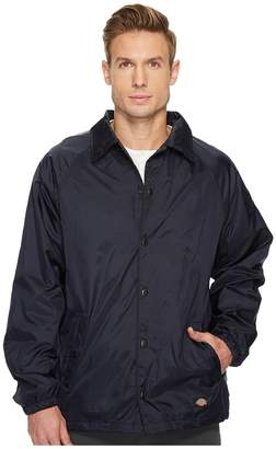 Dickies Snap Front Nylon Jacket Men's Coat