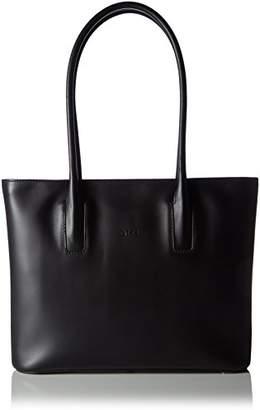 Cambridge Silversmiths BREE Collection Women's 9, black, tote M Shoulder Bag Black Schwarz (black 900)