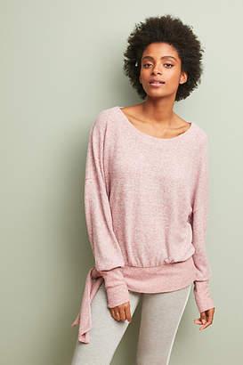 Saturday/Sunday Payton Brushed Fleece Pullover