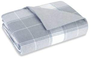 UGG Flannel Luxe Box Plaid Duvet Cover, King