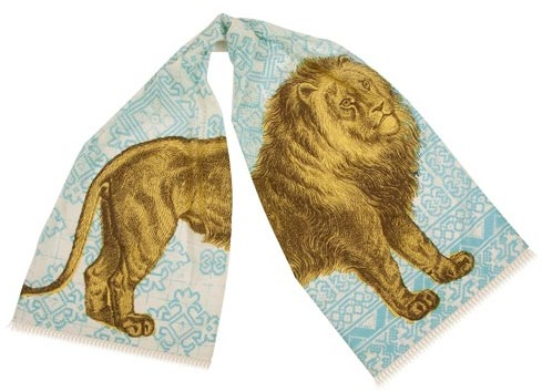 Thomas Paul Lion Scarf