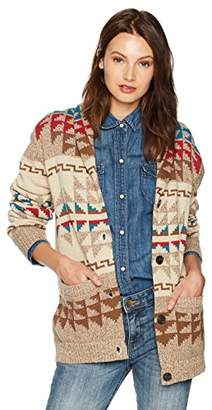 Pendleton Women's Iconic Shawl Collar Cardigan Sweater
