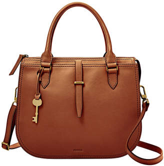 Fossil Zb7412200 Ryder Double Handle Satchel