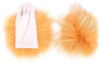 Tsumori Chisato 'Yeti' gloves