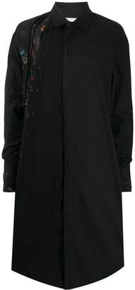 A.F.Vandevorst Dexter shirt midi dress