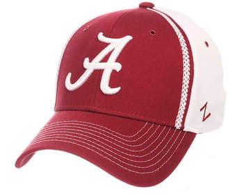 Zephyr Alabama Crimson Tide Pattern Pipe Stretch Cap