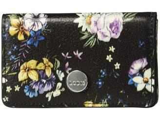 Lodis Posy Mini Card Case Credit card Wallet