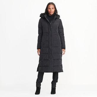 Ralph Lauren Hooded Down Coat $390 thestylecure.com
