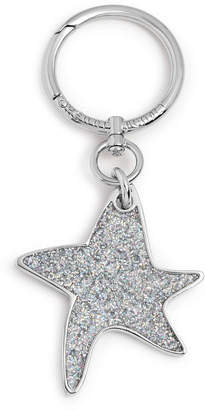 Henri Bendel Star Glitter Bag Charm