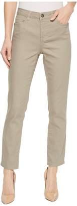 Tribal Super Stretch Five-Pocket 28 Ankle Pants Women's Casual Pants