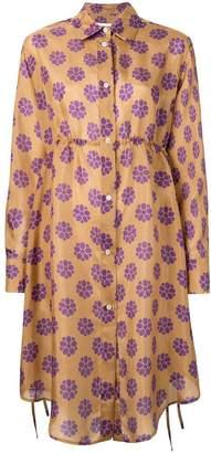 MM6 MAISON MARGIELA button-down shirt dress