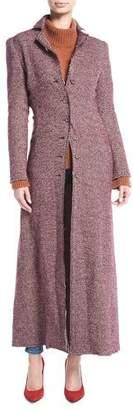 Brock Collection Carolyn Tweed Duster Coat