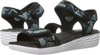 Ryka Women's Nora Wedge Sandal