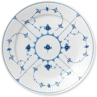 Royal Copenhagen Blue Fluted Plain Dinner Plate