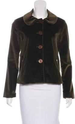 Ulla Johnson Velvet Collared Jacket