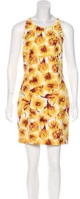 Bottega Veneta Printed Mini Dress