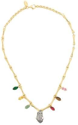 Iosselliani Puro Cheetah necklace