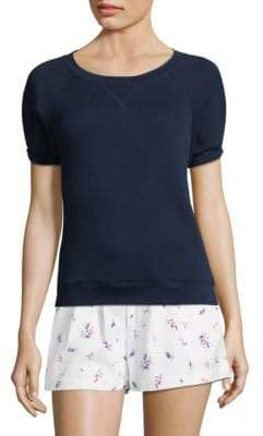 Joie Christal French Terry Tee