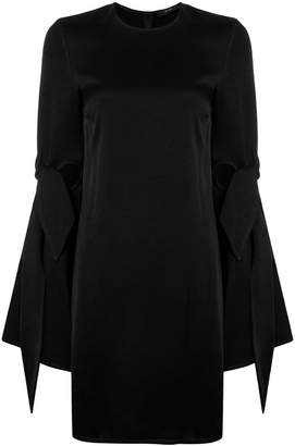 Ellery tie sleeve dress
