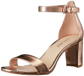 Nine West Women's Pruce Patent Dress Sandal