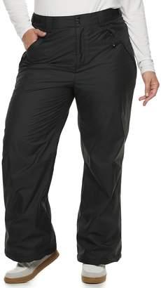 ZeroXposur Plus Size Megan Ski Pants